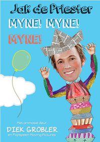 Jak de Priester - Myne, Myne, Myne (DVD)