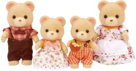 Sylvanian Family Bear Family