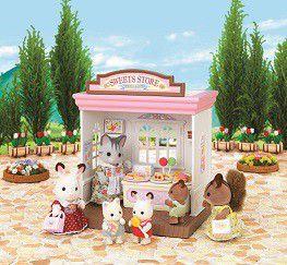 Sylvanian Family Sweet Store