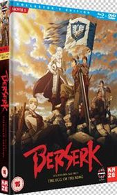 Berserk: Movie 1 - The Egg of the King (Import Blu-ray)