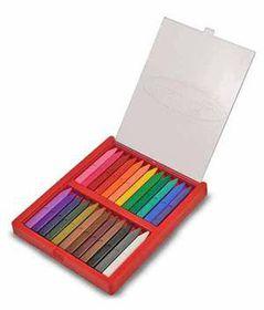 Melissa & Doug Triangular Crayon Set - 24 Piece