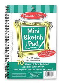Melissa & Doug Mini-Sketch Pad