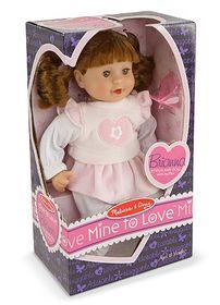 Melissa & Doug Brianna - 12 Inch Doll