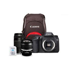 Canon 700D 18MP Twin Lens Value Bundle