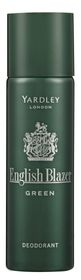 Yardley English Blazer Green Deodorant - 125ml