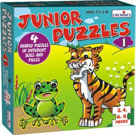 Creatives Toys Junior Puzzles 1