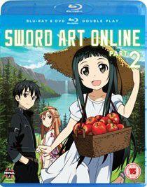 Sword Art Online: Part 2 (Import Blu-ray)