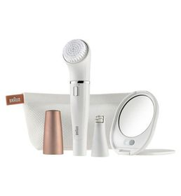 Braun Face 831 Epilator With Cleansing Brush Beauty Edition