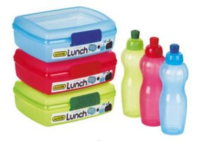 Addis - Lunch Box and Bottle
