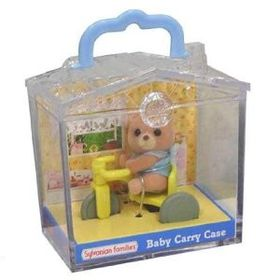 Sylvanian Family Carry Case - Bear