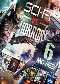 6 Movie Sci Fi Vs Horror - (Region 1 Import DVD)