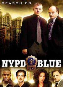 Nypd Blue:Season 8 - (Region 1 Import DVD)