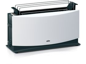 Braun - Multiquick 5 Toaster - White