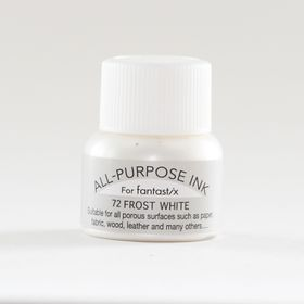 Tsukineko All Purpose Ink - Frost White