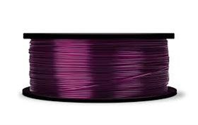 MarkerBot Large Translucent Purple PLA Filament
