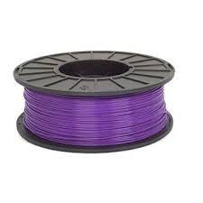 MarkerBot Large True Purple PLA Filament