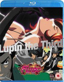 Lupin the 3rd: The Woman Called Fujiko Mine (Import Blu-ray)