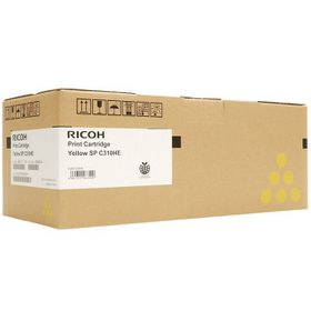 Ricoh SPC310HE Yellow Higher Yield Toner Cartridge