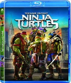 Teenage Mutant Ninja Turtles Movie (Blu-ray)