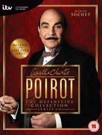 Agatha Christie's Poirot: The Definitive Collection - Series 1-13 (parallel import)