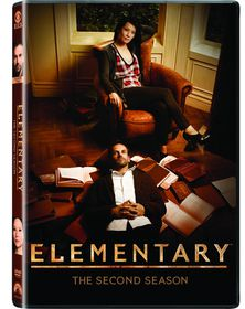 Elementary Season 2 (DVD)