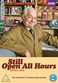 Still Open All Hours Series 1 (Import DVD)