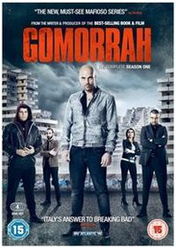 Gomorrah (Import DVD)