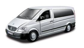 Bburago 1/32 Mercedes-Benz Vito - Street Fire - Silver