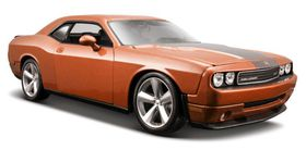 Maisto 1/24 Dodge Challenger 2008 - Orange