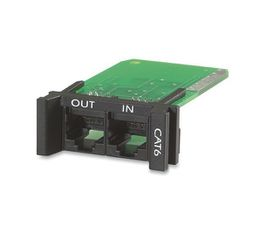 APC Surge Module for CAT6 or CAT5/5e Network Line (Replaceable 1U use with PRM4 or PRM24 Chassis)