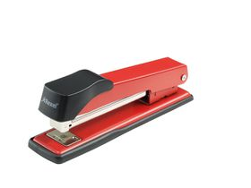Rexel Standard 200 Full Strip full Metal Stapler - Red