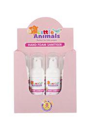 Little Animals - PMI - Hand Foam Sanitiser - 50ml