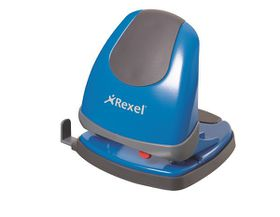Rexel Easy Touch ET230 2 Hole Punch - Blue