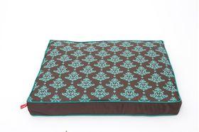 Wagworld - Cover Futon Damask Hound - Extra-Large