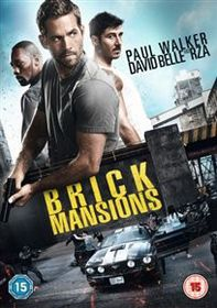 Brick Mansions (Import DVD)