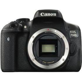 Canon 750D DSLR Body Only