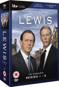 Lewis: Series 1-8 (parallel import)