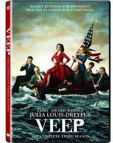 Veep Season 3 (DVD)