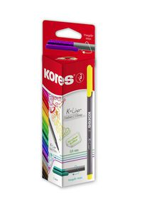 Kores K-liner Triangular Fineliners (Box of 12)