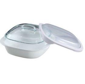 Corelle - Bake Serve and Store Square Dish - 2.35 Litre