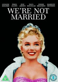 We're Not Married (DVD)
