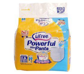 Lifree - Adult Unisex Diaper Pants Size XL - 9Pc