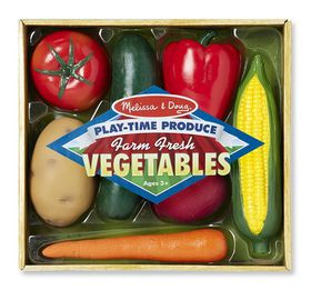 Melissa & Doug Playtime Vegetables