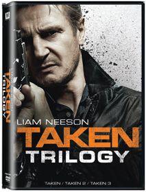 Taken 1 - 3 (DVD)