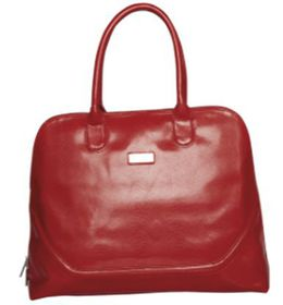 Eco Ladies Stylish Laptop Handbag - Red
