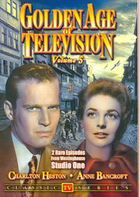 Golden Age of Television Vol 5:Willow - (Region 1 Import DVD)