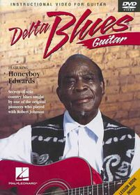 Delta Blues Guitar - (Region 1 Import DVD)