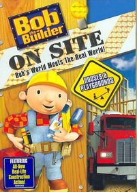 Bob the Builder on Site:Houses & Play - (Region 1 Import DVD)