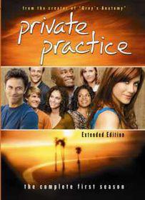 Private Practice Season 1 (DVD)