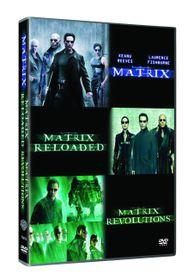 The Matrix Trilogy (3 Disc Set) (DVD)